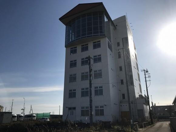 仙台空港近隣売ビル